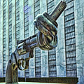 The Knotted Gun by Allen Beatty