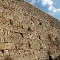 The Kotel - Western Wall In Jerusalem by Eliyahu Shear