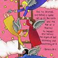The Ladder by Sarah Batalka