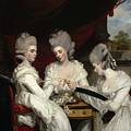 The Ladies Waldegrave by Joshua Reynolds