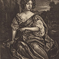 The Lady Essex Finch by Alexander Browne After Sir Peter Lely
