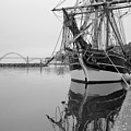The Lady Washington In Newport by HW Kateley