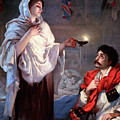 The Lady With The Lamp, Florence by Science Source