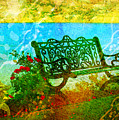 The Lakeview Bench by Tara Turner