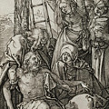 The Lamentation by Albrecht Durer