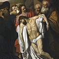 The Lamentation by Pieter van Mol