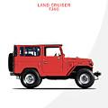The Land Cruiser Fj40 by Mark Rogan