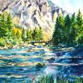 The Last Bridge To Alpine by Paul Workman