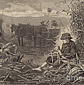 The Last Days Of Harvest by After Winslow Homer
