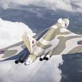 The Last Flight Of The Vulcan by Antonis Karidis