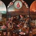 The Last Judgement Hieronymus Bosch by Eloisa Mannion