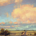 The Last Mile by Charles Thomas Fine Art