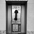 The Last Pay Phone by Rick Pisio