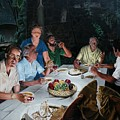 The Last Supper by Dave Martsolf
