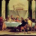 The Last Supper by Giovanni Battista Tiepolo