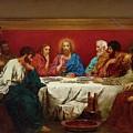 The Last Supper by Henryk Siemiradzki