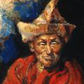 The Laughing Monk by Ellen Dreibelbis