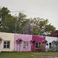 The Lazy U Motel by HW Kateley