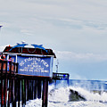 The Leaning Pier by Kelly Reber