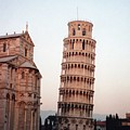 The Leaning Tower Of Pisa by Marna Edwards Flavell