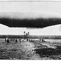 The Lebaudy Airship, 1903 by Granger