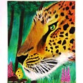 The Leopard And The Butterfly by Renee Michelle Wenker