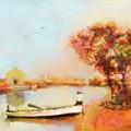The Life Of A Fisherman by Eduardo Tavares