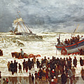 The Lifeboat by William Lionel Wyllie