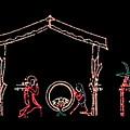 The Light Of Christmas by Myrna Bradshaw