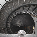 The Lighthouse Stairs by Jost Houk