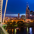 The Lights Of Music City by Clay Townsend