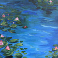 The Lily Pond II  by Torrie Smiley
