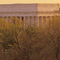 The Lincoln Memorial, Seen by Kenneth Garrett