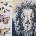 The Lion And The Butterflies by Amber Ellison