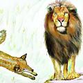 The Lion And The Fox 2 - The True Friendship by Sukalya Chearanantana