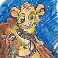 The Lion King by Geraldine Myszenski