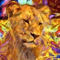 The Lioness  by Daniel Arrhakis