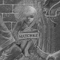 The Little Matchseller by David Dozier
