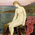 The Little Sea Maid  by Evelyn De Morgan