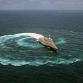 The Littoral Combat Ship Uss Independence by Celestial Images