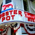 The Lobster Pot #1 by Ed Weidman