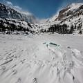 The Loch Under Snow by Rob Lantz
