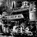 The Locomotive by David Patterson