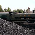 The Locomotive Yard by Richard Denyer