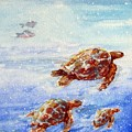 The Loggerheads Catch The Currents by David Sullins