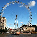 The London Eye 2 by Chris Day