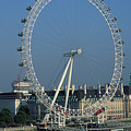 The London Eye by Carl Purcell