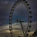 The London Eye by Martin Newman