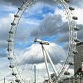 The London Eye by Stephanie Hanson