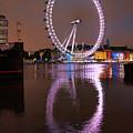 The London Eye by Smart Aviation